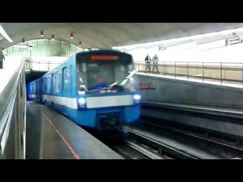 Montreal Subway; Canada