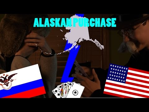 Alaskan Purchase and Major Events Afterward Documentary!
