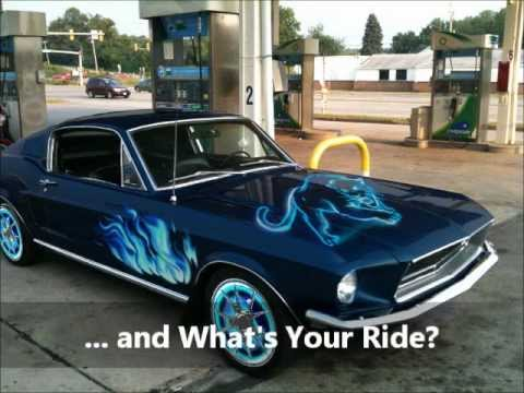 What S Your Ride For Iphone Customize Your Own Car Youtube