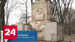 Ирина Яровая о решении польского Сейма о сносе памятников