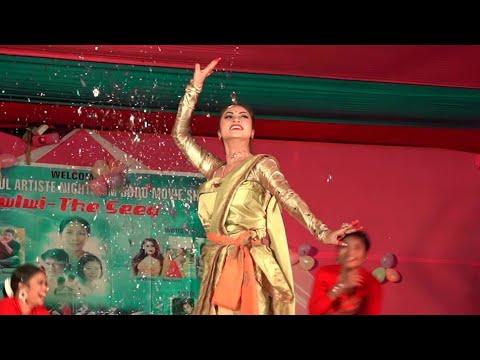 Live Dance Performance Of Helina Daumary