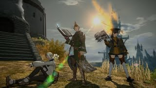 FINAL FANTASY XIV New Class & Jobs Revealed!