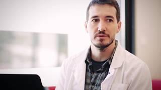 Daniel Martínez, coordinador terapéutico y psicólogo de la Clínica Recal