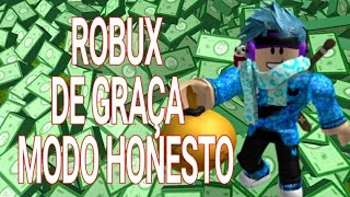 HOW TO WIN ROBUX FOR FREE IN ROBLOX WITHOUT HACKER AND BUGS, HONEST MODE