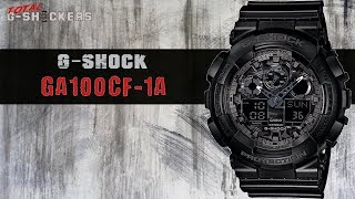 Casio G-SHOCK GA100CF-1A | Top 10 Things Watch Review