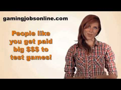 jobs for video games uk