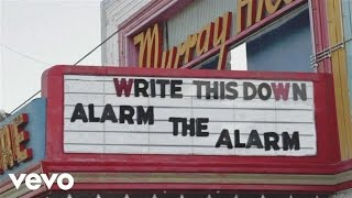 Watch Write This Down Alarm The Alarm video