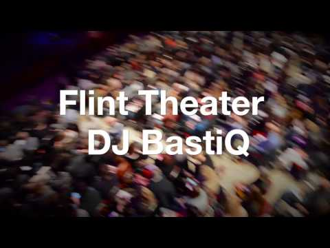 DJ BastiQ at Flint Theater Amersfoort