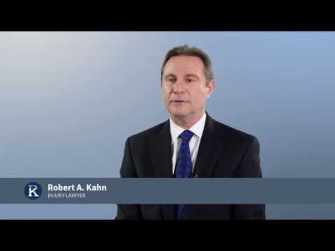 Meet Woodland Hills Personal Injury Attorney Robert A. Kahn