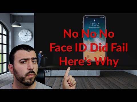 Download Youtube: No No No Face ID Did Fail Here's Why