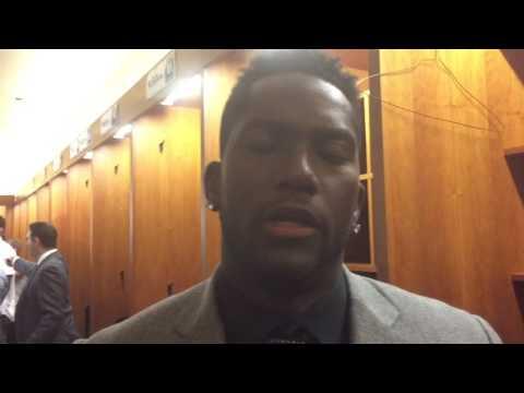 Tennessee Titans WR Harry Douglas Interview Part 2 (08-20-16)