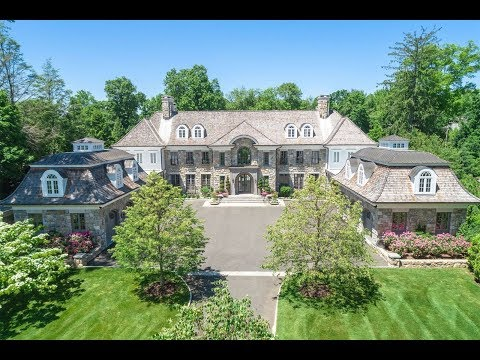 Exquisite Stone Estate In Riverside, Connecticut | Sotheby's International Realty