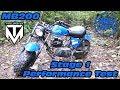 Stage 1 Mini Bike ~ Trailmaster MB200