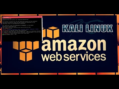 Installing Kali Linux on Cloud - Amazon AWS for FREE to get the Public IP