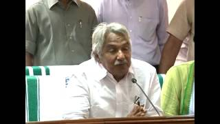 Monorail- Contract signed in the presence of Kerala Chief Minister Oommen Chandy
