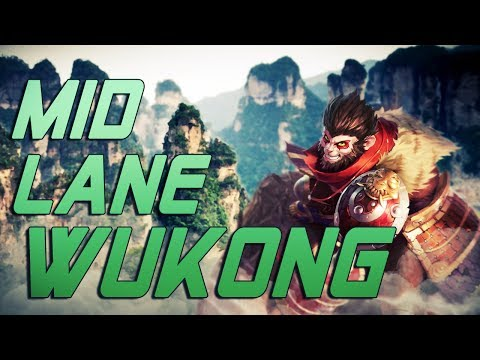 Shiphtur | WHAT IS THIS GAME!? | Mid Lane WUKONG