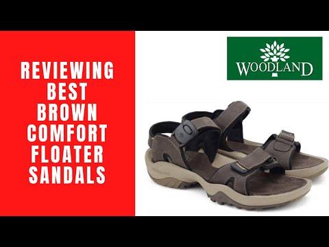 Woodland I Sandals I UNBOXING I Tamil Review I GD 2053116 (Brown)