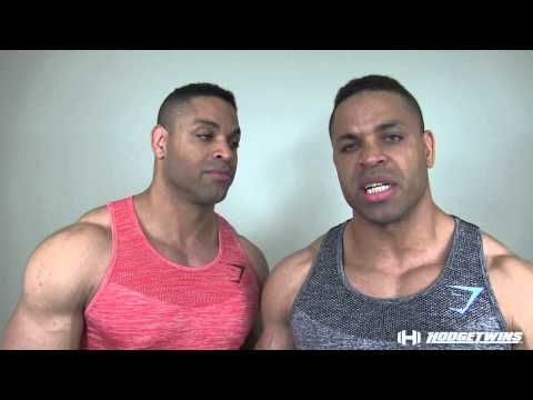 Eat Green Leafy Vegetables To Gain Muscle Mass @Hodgetwins