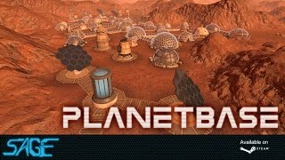 PlanetBase, An Introduction (Colony building game)