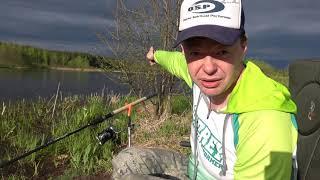 Легкая Рыбалка с Легким Фидером RUMPOL INSPIRON. Засадил Ниву по полной! Дивный Вечер на Природе!