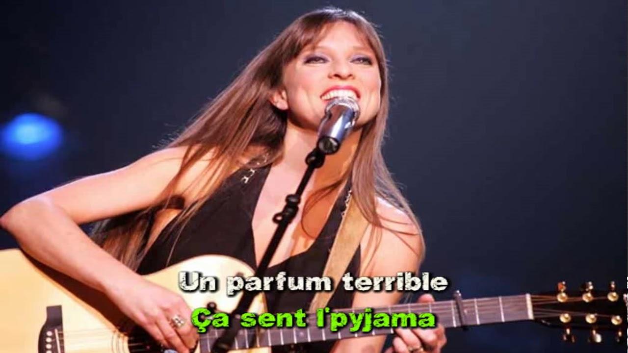 Karaoké Lynda Lemay - Ca sent le bébé - YouTube