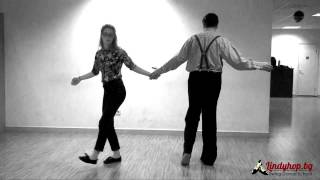 Charleston - Hand to hand - swing dance lessons by Lindy Hop Bulgaria