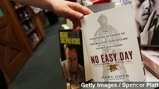 Former Navy SEAL Could Face Charges Over Bin Laden Raid Book
