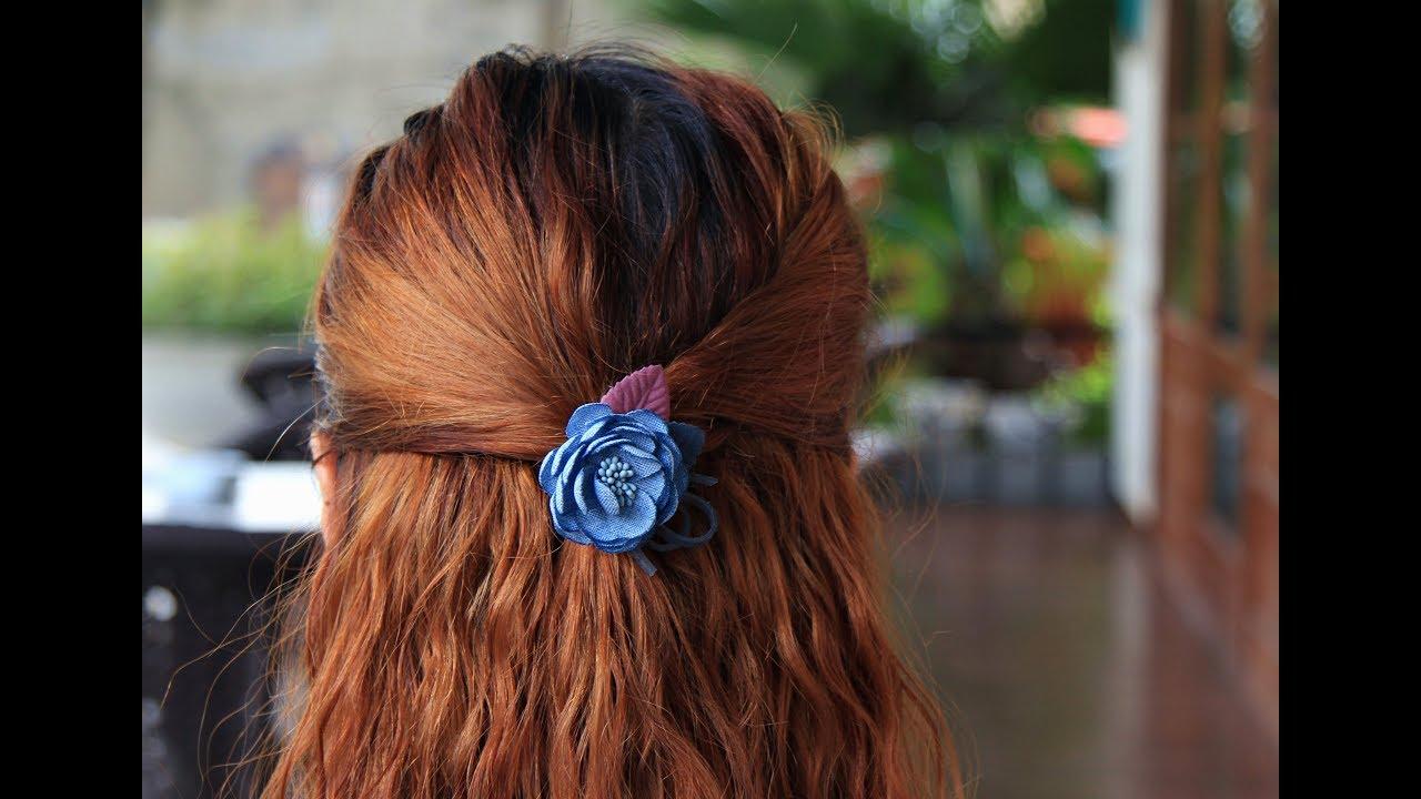 Kết quả hình ảnh cho chun buộc tóc
