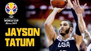 <b>Jayson Tatum</b> - ALL his BUCKETS & HIGHLIGHTS from the FIBA ...
