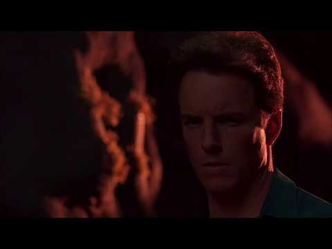 Джонни Кейдж против Горо (Лучший момент в фильме)). Смертельная Битва (1995)