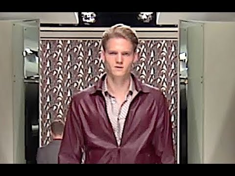ERMENEGILDO ZEGNA Spring Summer 2013 Menswear Milan - Fashion Channel