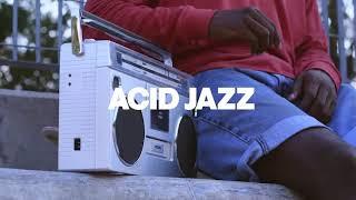 Top Acid Jazz Classics - Jazz Funk Soul Breaks - Animation