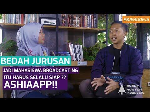 Jadi Mahasiswa Broadcasting itu Harus Selalu Siap?? ASHIAAPP!!