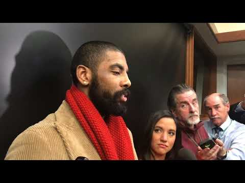 Kyrie Irving 'too strong internally' -- whether he's dealing with Minnesota Timberwolves or this season's great expectations