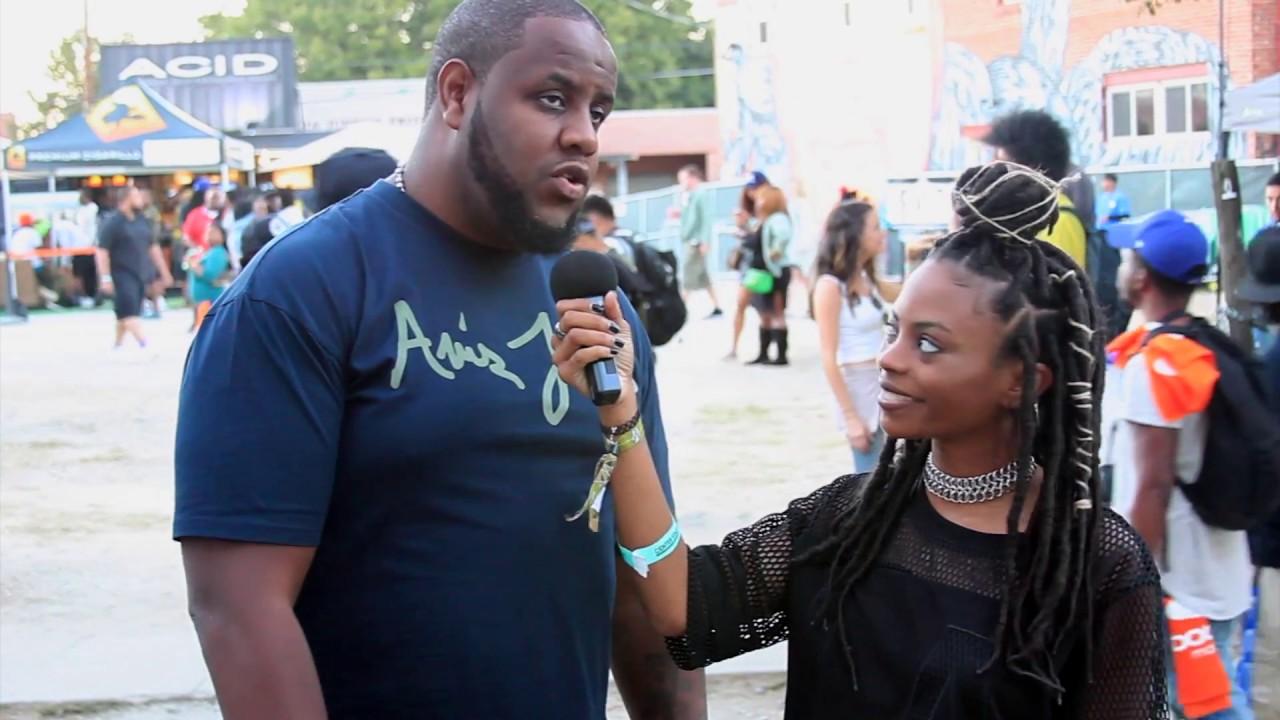 A3C Correspondent Sheba Songz interviews Jamal Woolard