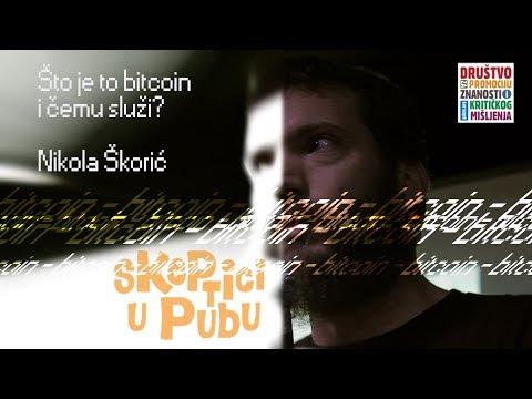 Nikola Škorić: Što Je To Bitcoin I čemu Služi?