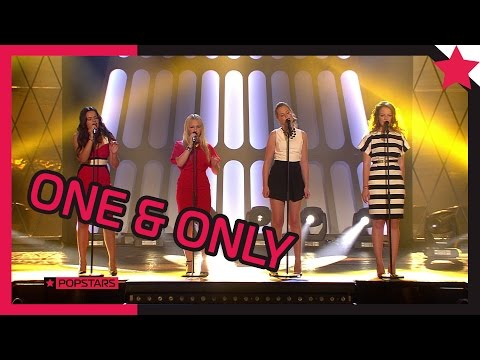 Veneranda, Terry-Joe, Timea und Sophie: One & Only von Adele - Popstars