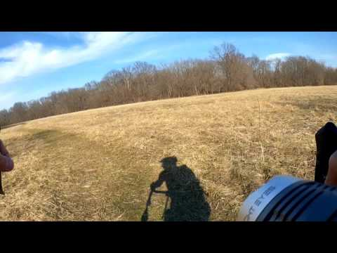 Cahokia Mounds Historic Site in Collinsville, IL  2/19/17 Part 3