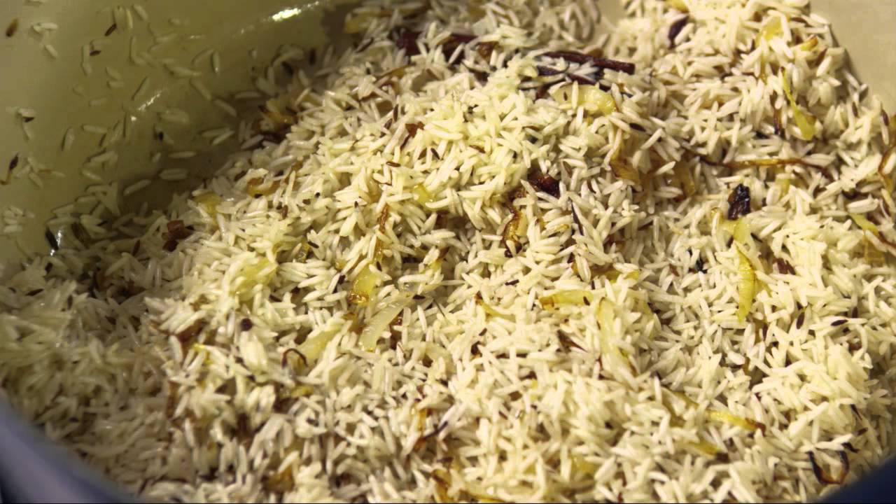 Indian Recipes - How to Make Indian-Style Basmati Rice - YouTube