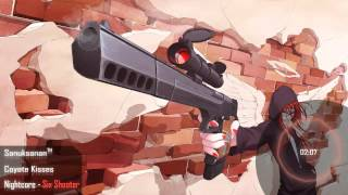 Repeat youtube video Nightcore - Six Shooter