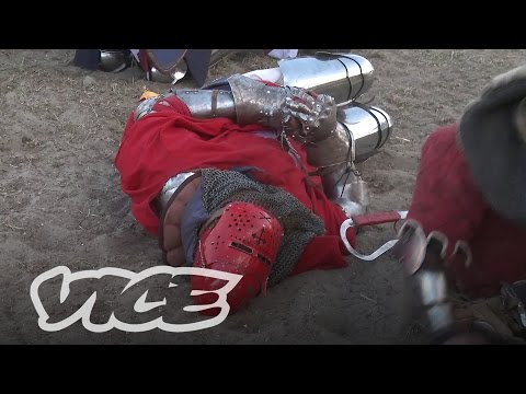 Medieval Warfare at 'Battle of the Nations' - VICE INTL (France)