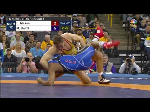 2016 Olympic Trials Peak Wrestling Highlights