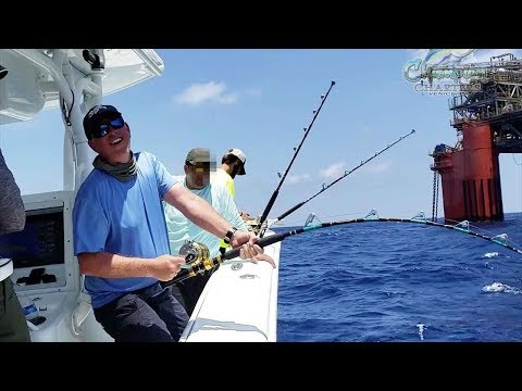 Epic Tuna Fishing In Venice Louisana - You NEED To Fish HERE!