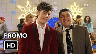 "Modern Family 8x09 Promo ""Snow Ball"" (HD) Christmas Episode"