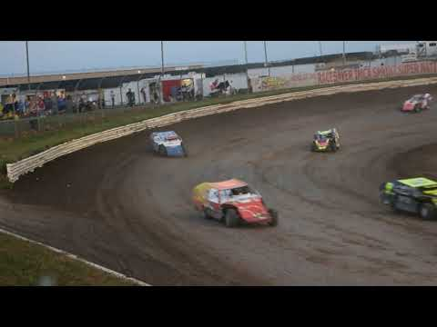 2nd part of Modified A Feature @ Eagle Raceway 07/20/2019