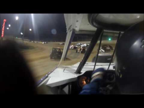 Lawrenceburg Speedway Modified Feature 6 17 17