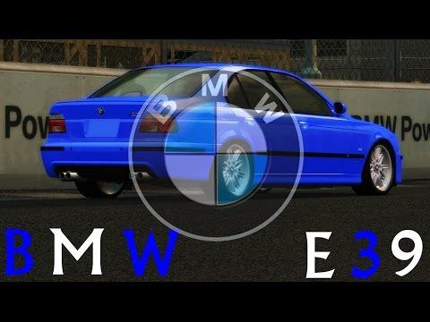 LFS BMW E39 M5