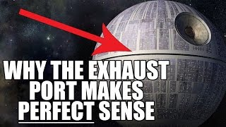 Star Wars Theory | WHY the Exhaust Port Makes PERFECT Sense! - Jon Solo