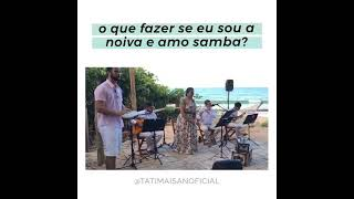 Marcha Nupcial (Cavaco + Flauta) por Tati Maisan | AO VIVO - Música para Casamento ES