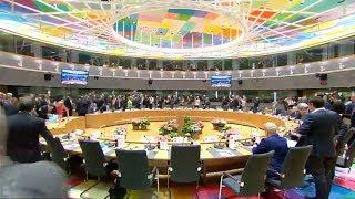 La Unión Europea inicia una cumbre en Bruselas centrada en el Brexit y la amenaza yihadista